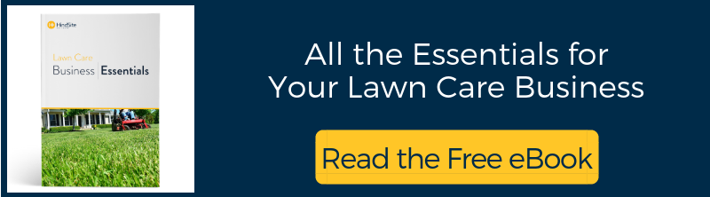lawn mowing contract template