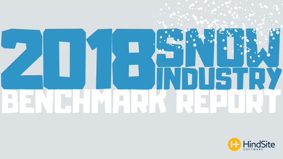 [Infographic] 2018 Snow Industry Benchmark Report