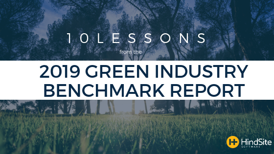 10 Lessons from the 2019 Green Industry Benchmark Report