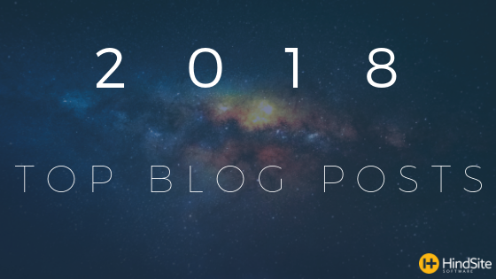 2018 Top Blog Posts