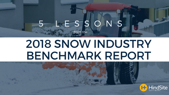 5 Lessons from the 2018 Snow Industry Benchmark Report