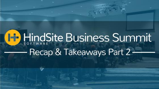 HindSite Business Summit Recap & Takeaways