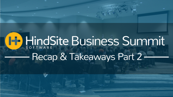 HindSite Business Summit Recap & Takeaways