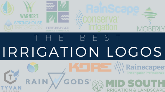 The best irrigation logos