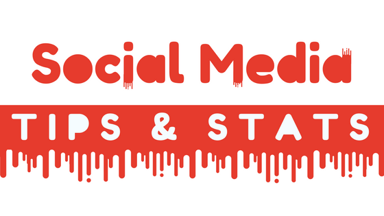 social media tips & stats blog title