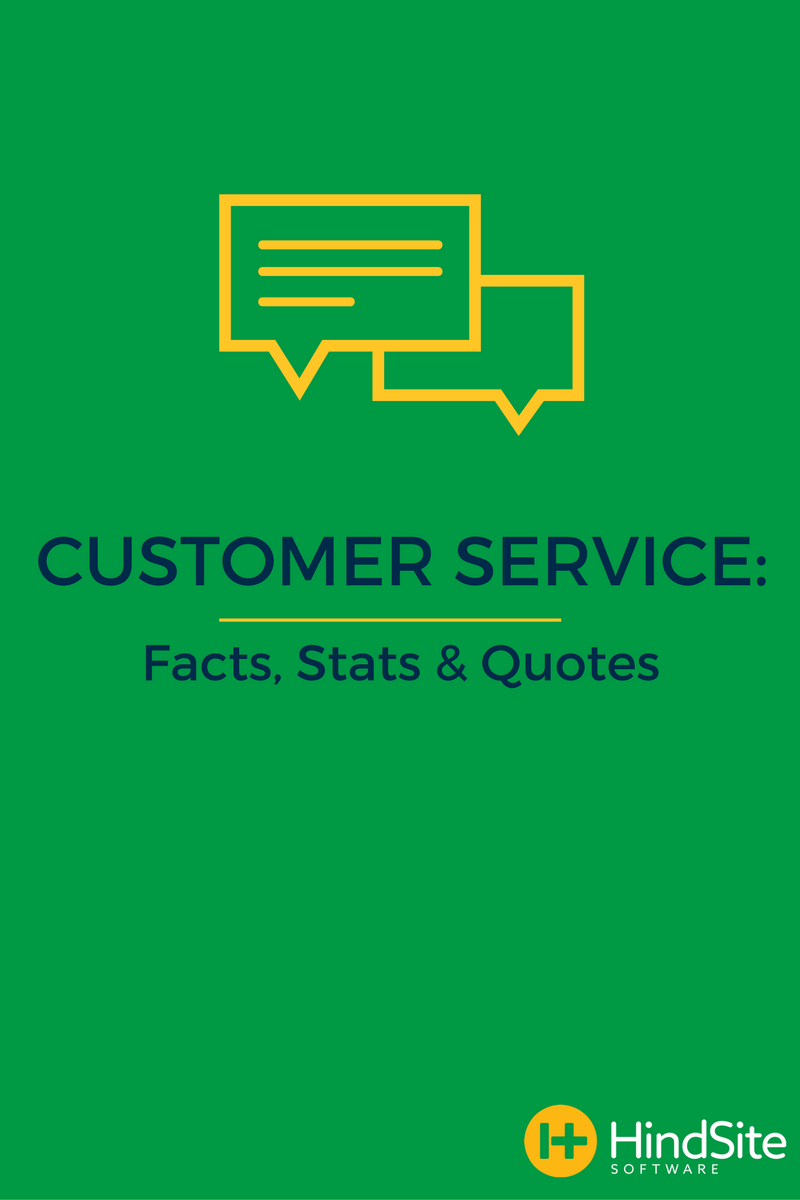 Customer Service Facts Stats Amp Quotes