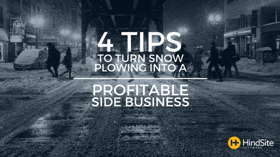 Four tips to turn snow plowing into a profitable side business