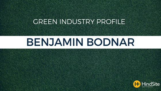 Green Industry Profile - Benjamin Bodnar
