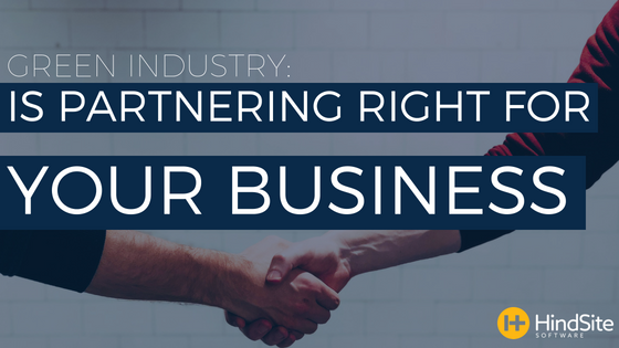 Green Industry_ Is Partnering Right for Your Business