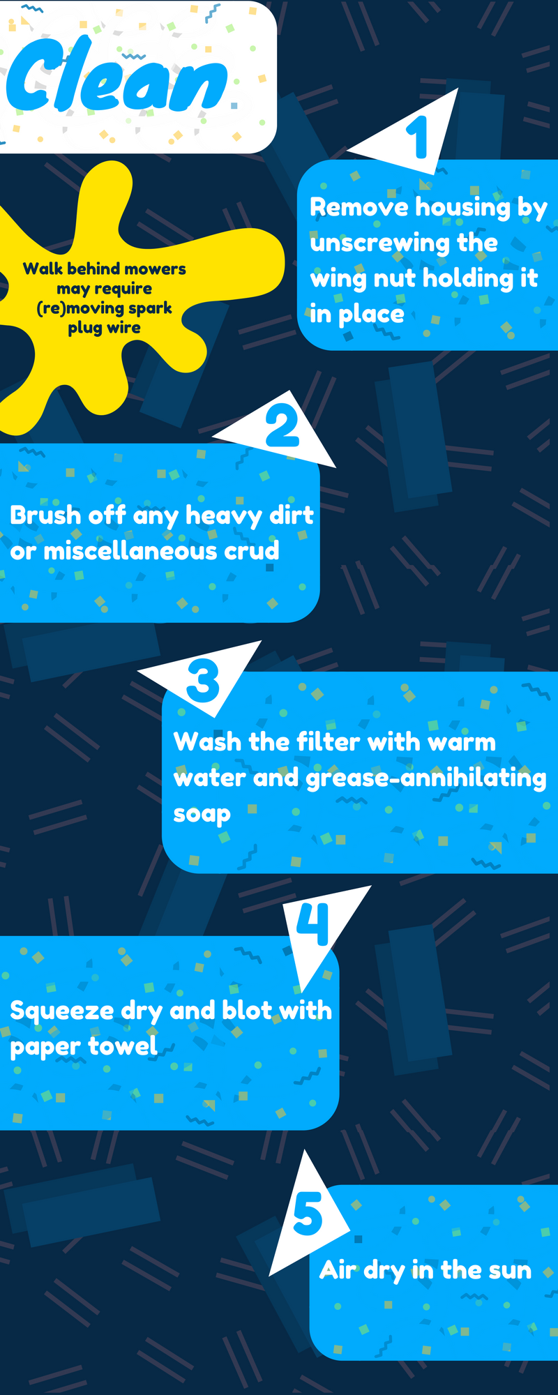 Lawn Maintenance- Cleaning Your Mower's Foam Air Filter (1).png