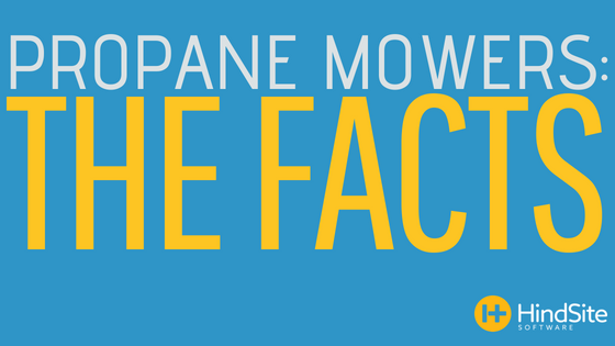 Propane Mower_ The Facts