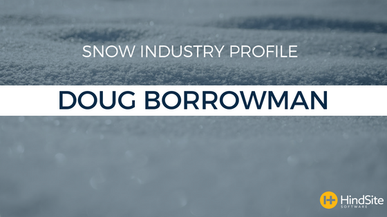Snow Industry Profile - Doug Borrowman
