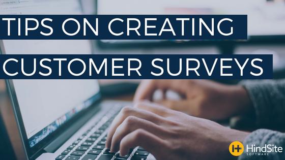 Tips on Creating Customer Surveys