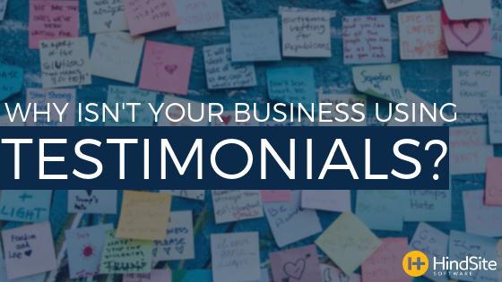 Why Isn't Your Lawn & Irrigation Business Using Testimonials