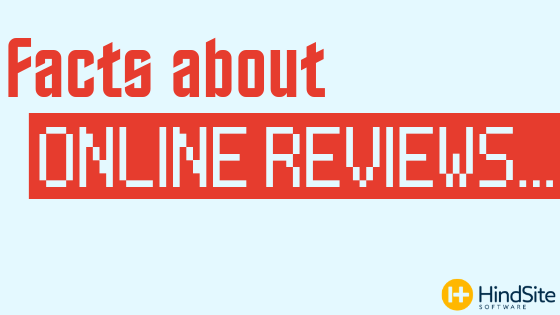 facts about small business online reviews
