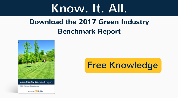 2017 Green Industry Benchmark Report